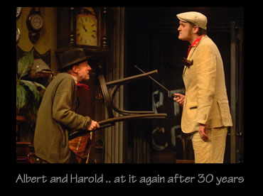 Steptoe and Son back on the stage after 30 years