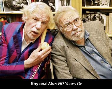 Ray Galton and Alan Simpson 60 Years On