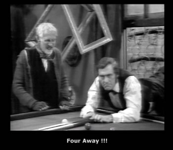 Steptoe and Son in Pot Black