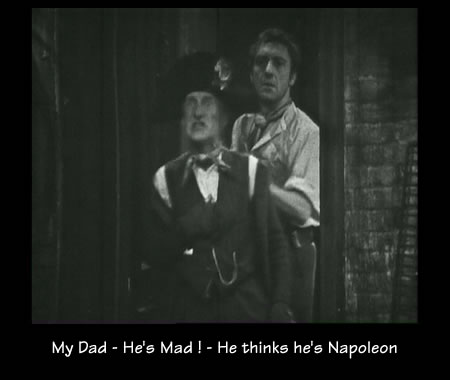 My Dad Albert Steptoe - He's Mad ! - He thinks he's Napoleon