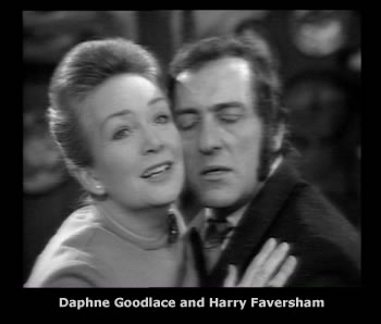 Harry H. Corbett as Harold Steptoe and Jean Kent as Daphne Goodlace