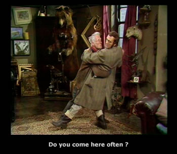 Come Dancing  -  Steptoe and Son