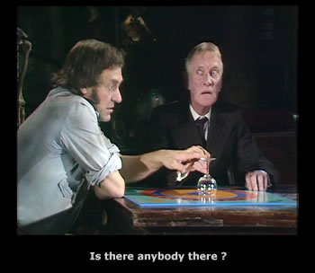 Steptoe and Son attempt to communicate with the dead