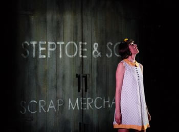 Kirsty Woodward in Steptoe and Son